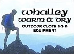 Outdoor clothing and accessories by Whalley Outdoor